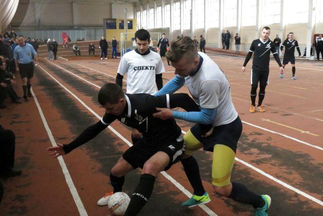 Вінницький «Енергетик» виграв чемпіонат області з футзалу серед аматорів