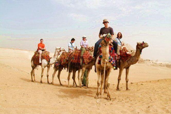 Вінничани літатимуть до Єгипту по старій ціні на візу. Подорожчання відклали до літа