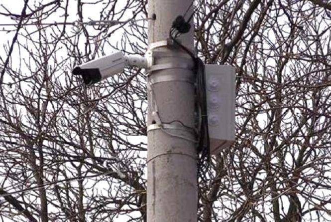 На вулицях Вінниччини встановили відео-камери. Вони допомагатимуть контролювати порядок