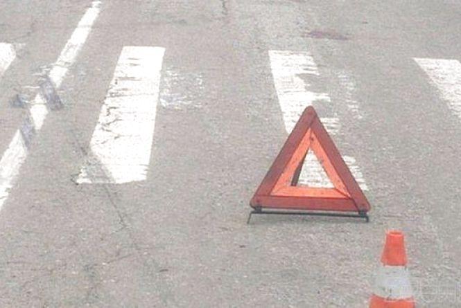 У Вінниці на Скалецького водій «Запорожця» збив молоду дівчину та хлопця