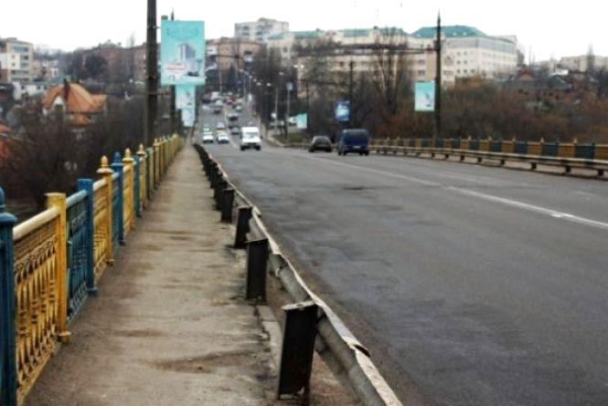 У Вінниці після 8 березня перекриють на ремонт «Київський» міст