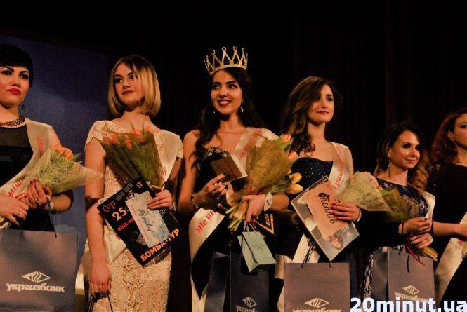 Конкурс «Міс ВНТУ»: дев'ять конкурсанток — одна корона (Показуємо в коубах)