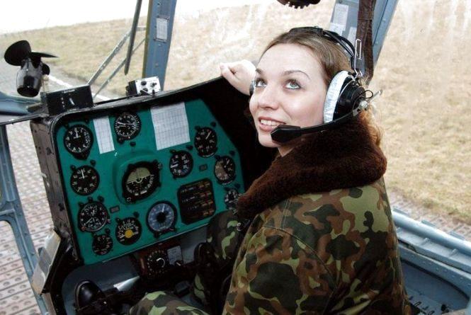 Вертолітниця Тетяна: «Після першого польоту забула, що хотіла стати вчителькою»