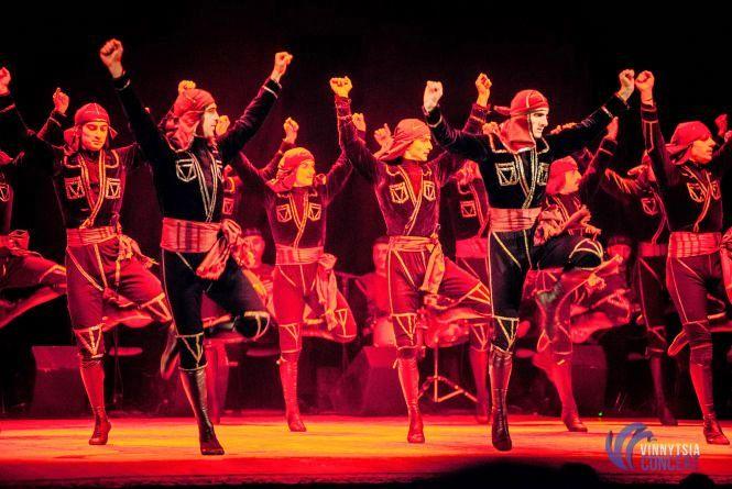 Сухишвили: «В Украине ощущение, что мы дома!» Секреты танцоров, покоривших мир.