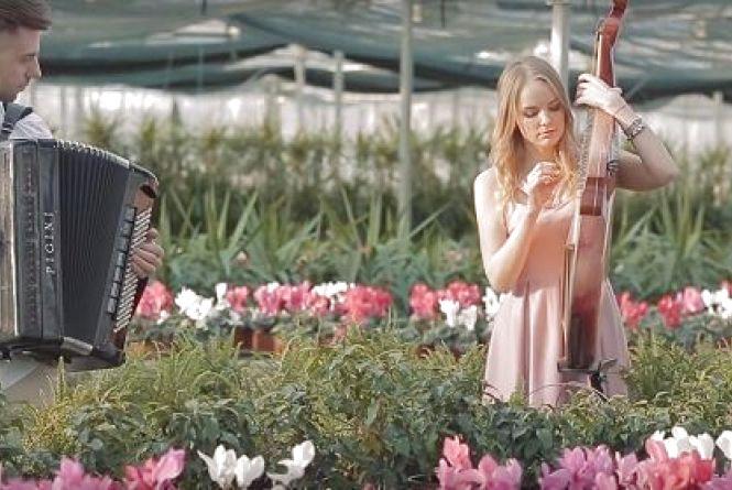 Музичне привітання з 8 березня для українок. ВІДЕО