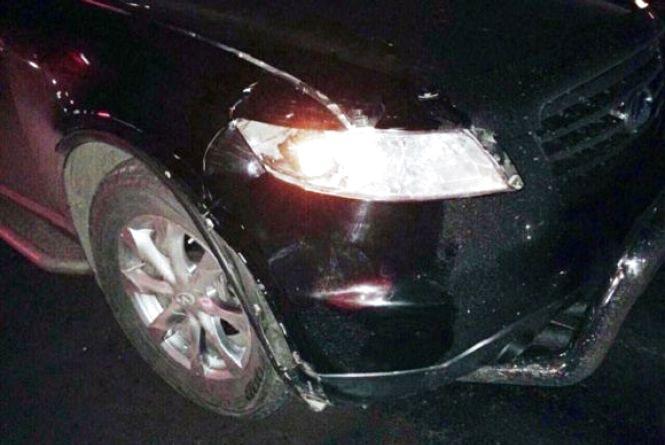 На Вінниччині минулої доби до лікарень потрапили дві жінки-пішохода