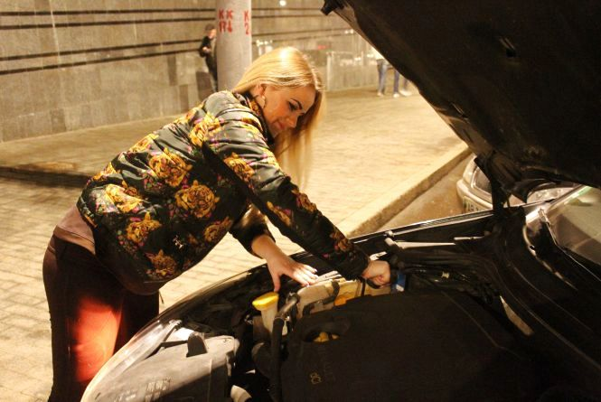 Дівчина-таксист Ірина: «Людям приємно, коли за кермом жінка»