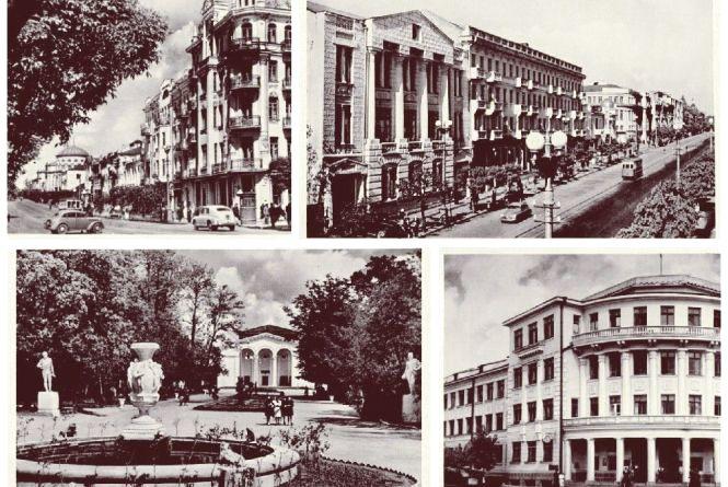 Фотоностальгія: Як виглядала Вінниця в кінці сталінської епохи