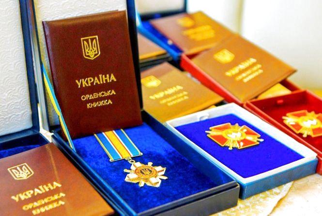 Порошенко відзначив державними нагородами чотирьох вінничанок