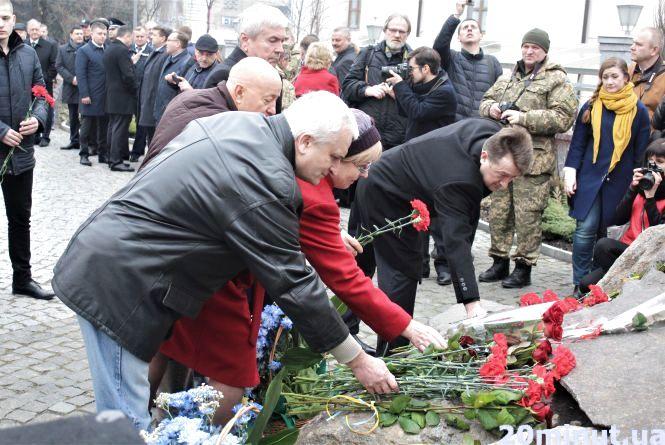 З днем народження, Кобзаре: у Вінниці вшанували пам'ять Тараса Шевченка