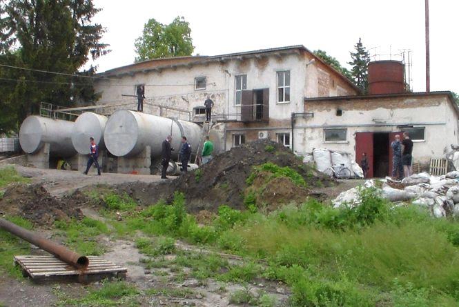 В Оратівському районі умільці переробляли меляс та робили з нього спирт