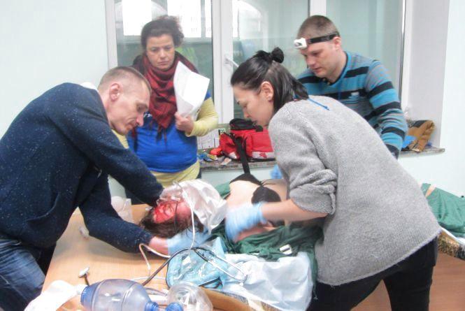 Уляна Супрун з колегами з Америки й Британії екзаменувала лікарів Вінниці. Двоє не справилися