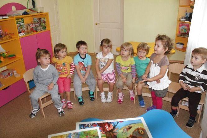 В чотирьох садочках в Вінниці приймуть дітей в старшу групу. І це з серпня