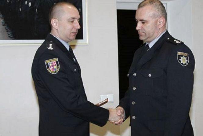 Орден «Лицарський хрест добровольця» отримав підполковник поліції Руслан Мороз