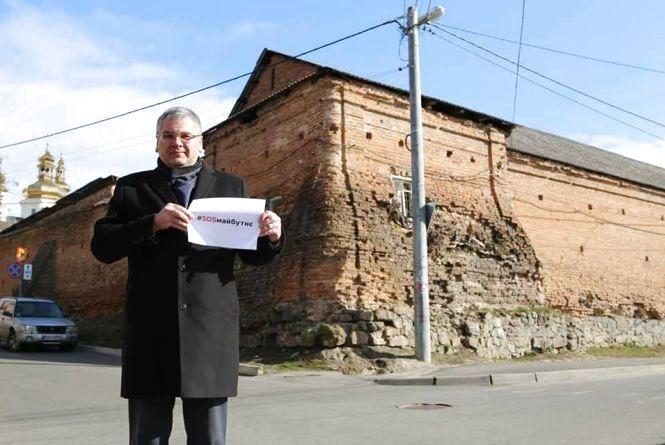 Вінницькі «Мури» врятують. Область та місто дають 4,1 мільйони гривень