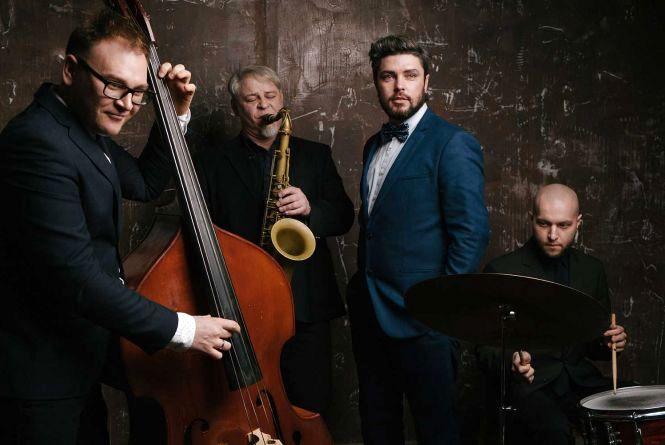 У квітні буде яскравий джаз. До Вінниці приїжджає Квартет Єгорова