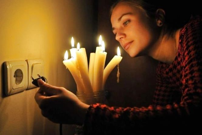 В п'ятницю дев'ять годин деякі мешканці Вінниці сидітимуть без світла