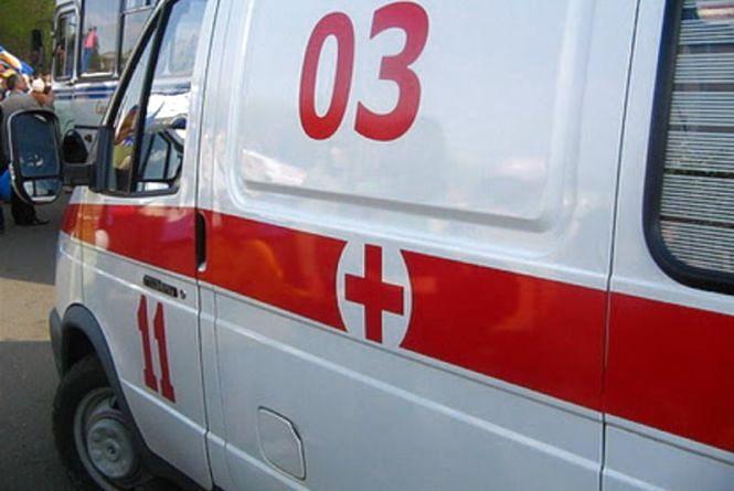 До лікарні потрапив юний скутерист. Його двоколісний зіткнувся із «Жигулем»