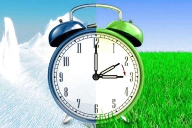 Україна переходить на літній час. Сьогодні вночі треба перевести годинник