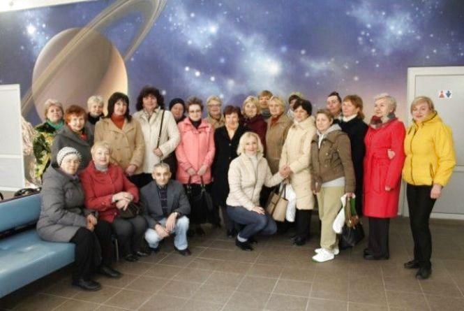 «Історії кохання на зоряному небі» показали відвідувачам терцентру