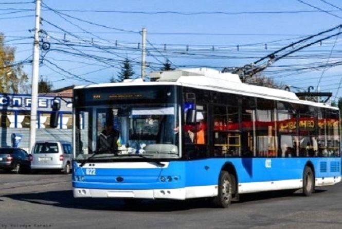 У місті курсує 110 одиниць низькополого транспорту. Ще 8 з'явиться до кінця року