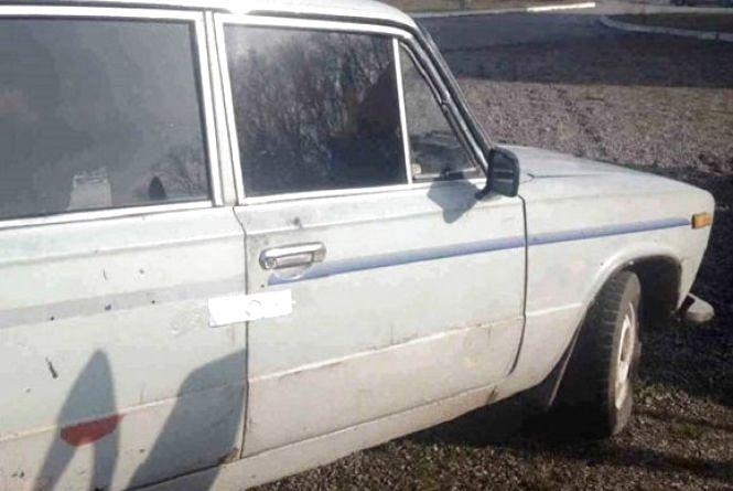 У жителя Тиврівського району вкрали «Жигуля», який стояв при дорозі у полі
