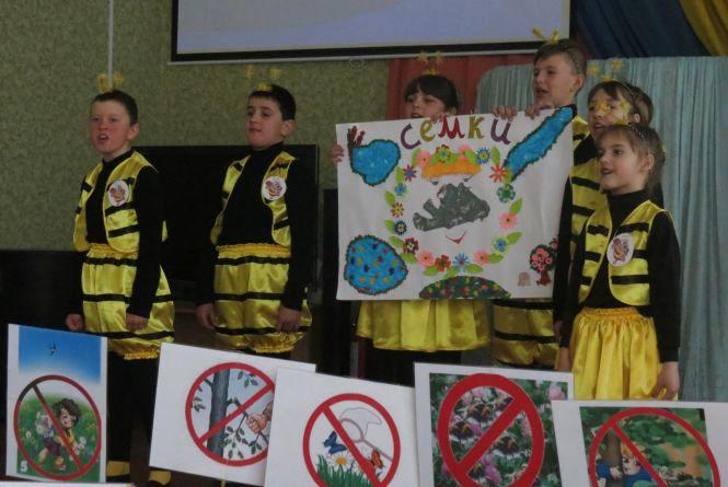 """""""Дітей світла"""" визнали кращою екологічною агітбригадою Вінниччини"""