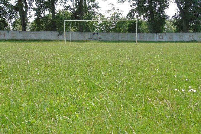 У Гайсині на реконструкцію стадіону взяли більше мільйона гривень, а її не провели