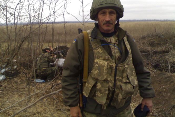 Ротний Юрій Барашенко застрелився... п'ять разів?
