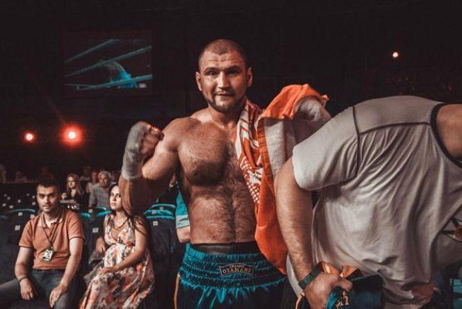 Чемпіон світу з боксу вінничанин Роман Головащенко розраховує на нокаут 6 травня