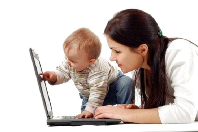 Оформити допомогу по народженню дитини відтепер можна по Інтернету