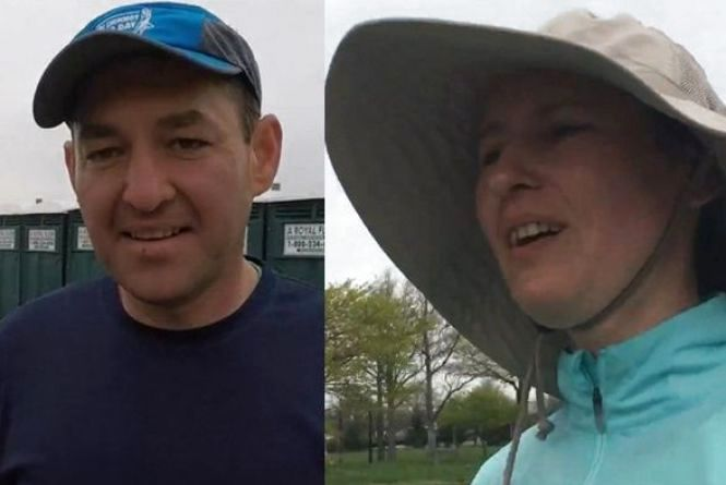 Самоперевершення:  Двоє вінничан біжать у Нью-Йорку 10-денний марафон