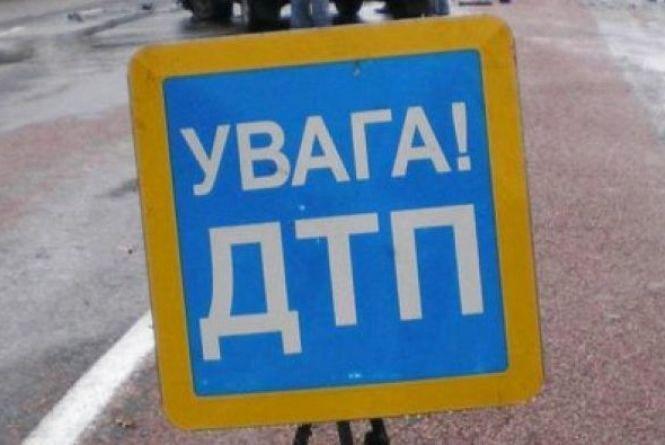 ДТП на вулиці Лебединського: чотири побиті авто та двоє травмованих
