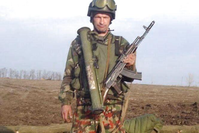 В зоні АТО загинув Олександр Штейко з Бару. Він отримав поранення в груди