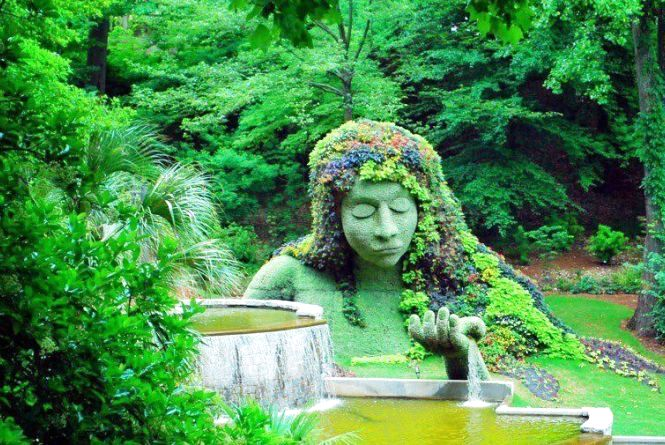 """""""Вражаючі зелені скульптури як в Атланті"""". Вінничанин просить підписати петицію (ФОТО,ВІДЕО)"""