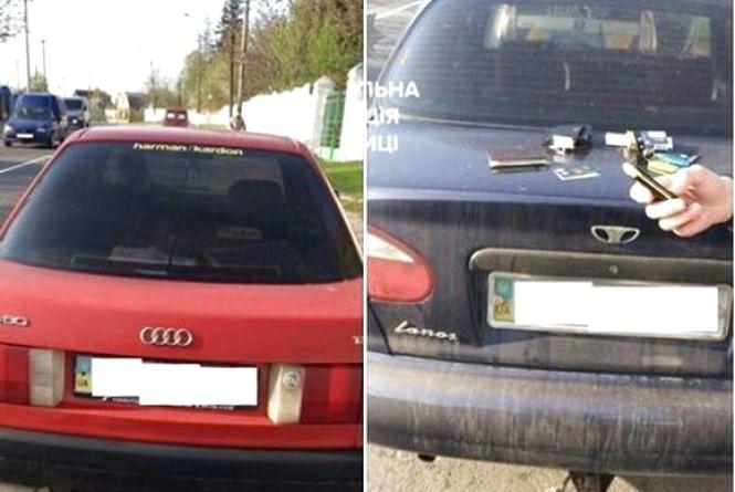 На Старому місті гасають наркомани під кайфом за кермом автівок (ФОТО)