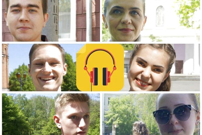На своїй хвилі: Що грає в навушниках у вінничан (ФОТО, АУДІО)