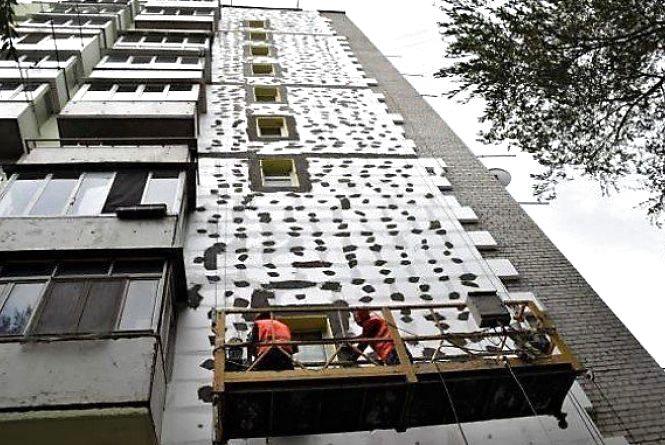 Як утеплити багатоповерхівку із «знижкою»? Цікаві зміни міської програми