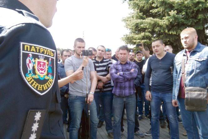 Активісти через європейські номери «поставили на вуха» митницю, копів та поліцію області