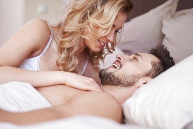 Секс - «волшебная таблетка» от болезней