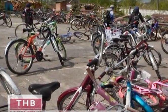 Подільський Амстердам: до дитсадочка, школи та на роботу усі їздять велосипедами