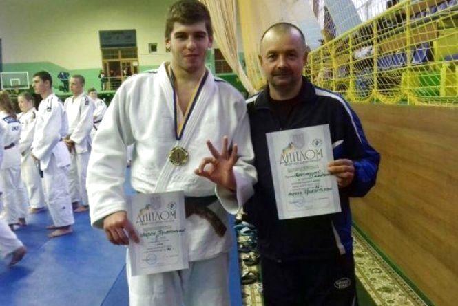 Дзюдоїст з Іллінців Марат Крижанський став призером Кубку Європи!