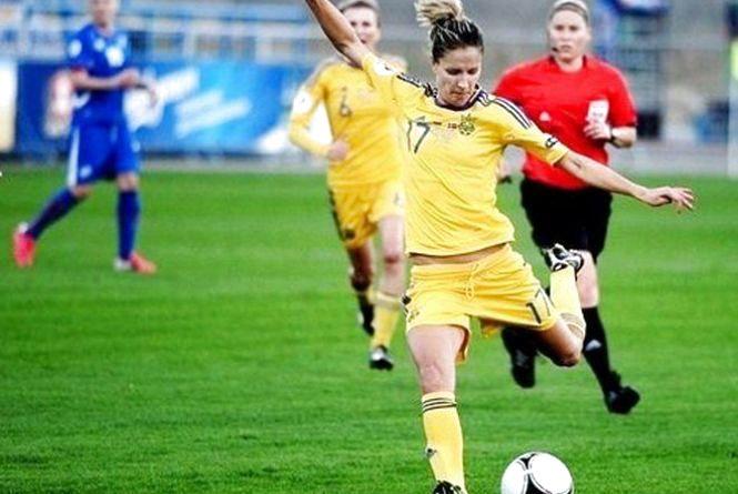 Вінницькі футболістки стартували в першій лізі з перемоги