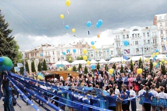 Фестиваль їжі під рок-оперу про Ісуса. Як святкуватимемо День Європи