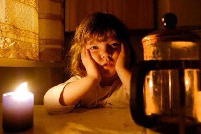 Завтра дев'ять годин сидітимуть в Вінниці без світла мешканці трьох вулиць