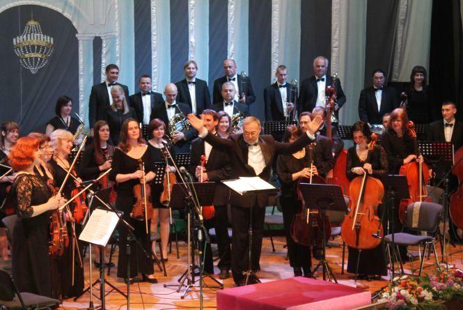 Симфонічний оркестр філармонії відкрив фестиваль П. І. Чайковського та Н. Ф. фон Мекк