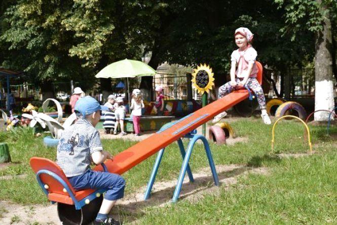 Влітку в Вінниці закривають дитячі садочки. Але не всі (ПЕРЕЛІК чергових)