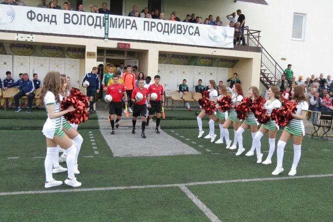 «Нива-В» приймає «Арсенал-Київщину» і прагне реваншуватися за виїзну поразку