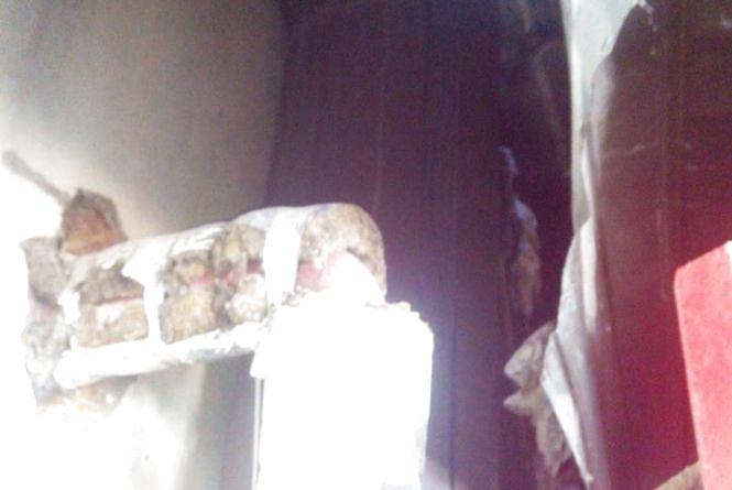 Пожежа в готелі на Тиврівському шосе: Гасили на трьох пожежних машинах