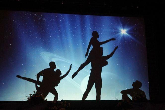 """Ніч Європи з театром тіней """"Fireflies"""". Казки, історії, кохання"""
